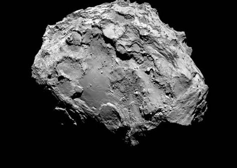 ESA/Rosetta vie Reuters