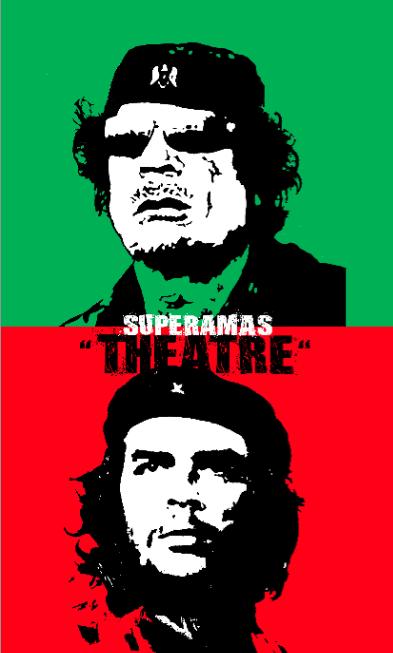 THEATRE by SUPERAMAS