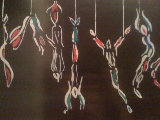 a choreographic vision (detail)
